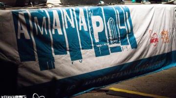 AMANAPOLI - Prima Edizione