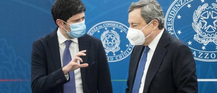 Ministro Speranza, Draghi pronto a sostituirlo?
