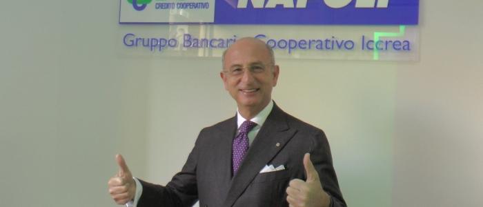 """La BCC di Napoli inaugura la nuova """"Area Imprese"""""""
