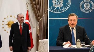 Erdogan vs Draghi: danneggiate le relazioni Turchia-Italia