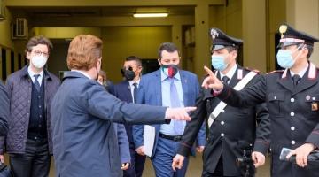 Open Arms: è rinvio al giudizio per Matteo Salvini