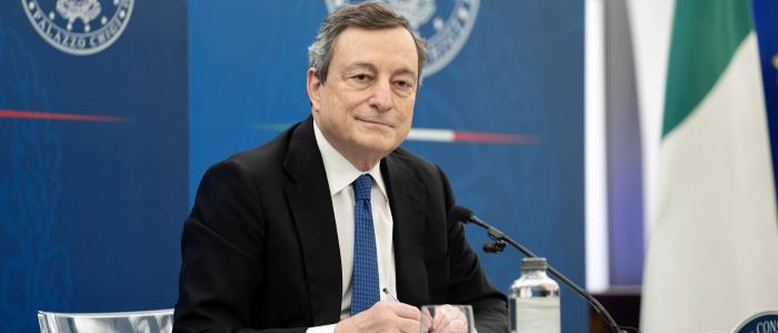 Recovery Plan: Draghi pronto ad illustrare il piano