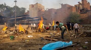 Covid, India al collasso