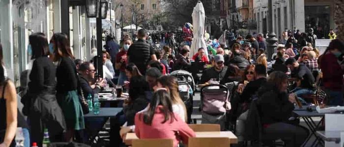 Primo maggio: assalto a mete turistiche e culturali