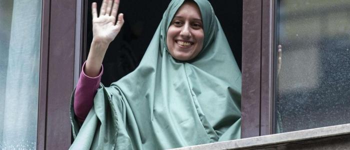 Silvia Romano sposa un suo amico d'infanzia convertitosi all'Islam per amore