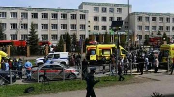 Russia, sparatoria in una scuola di Kazan: 11 i morti