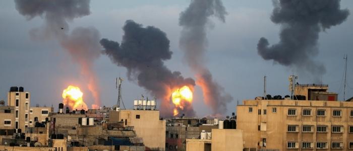 Medio Oriente: oltre 1000 i razzi lanciati da Gaza