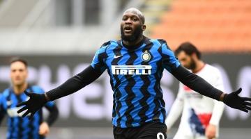 Compleanno abusivo Lukaku, multe ai giocatori dell'Inter