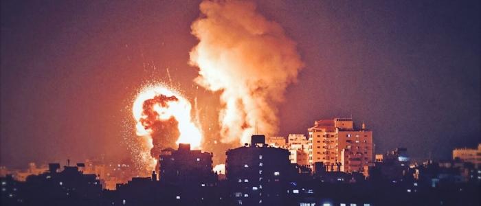 Medio Oriente: colpiti 150 obiettivi a Gaza durante la notte