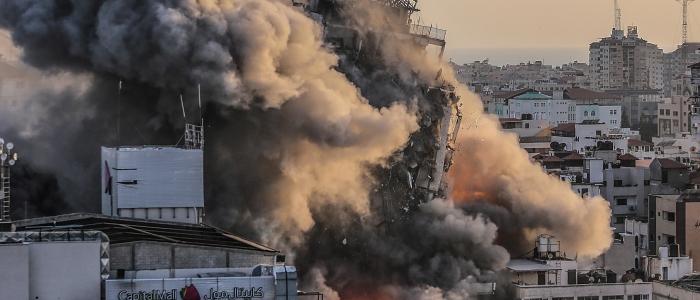 """Nuovi raid a Gaza, colpito l' """"ufficio operativo"""" di Hamas"""