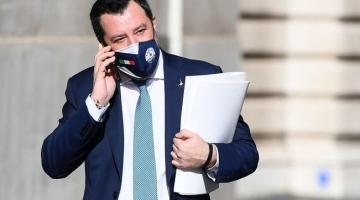 """Salvini insiste: """"Dopo Pasqua riaprire tutte le attività dove la situazione è sotto controllo"""""""