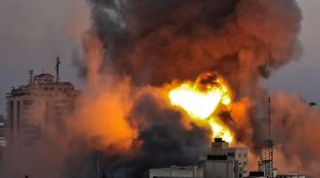Israele: 2.900 razzi lanciati finora da Gaza