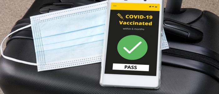 Green pass: disponibile da 15 giorni dopo la prima dose di vaccino e valido per 9 mesi