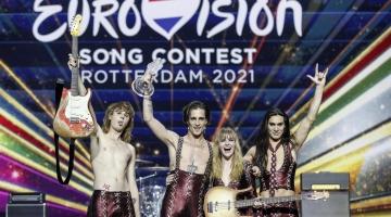 Eurovision Song Contest 2021: vince l'Italia con i Maneskin