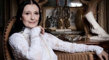E' morta la regina italiana della danza, addio a Carla Fracci