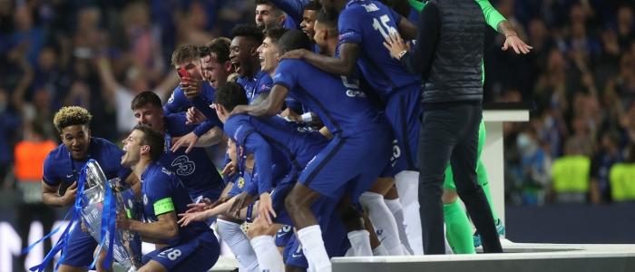Champions League: il Chelsea è campione d'Europa