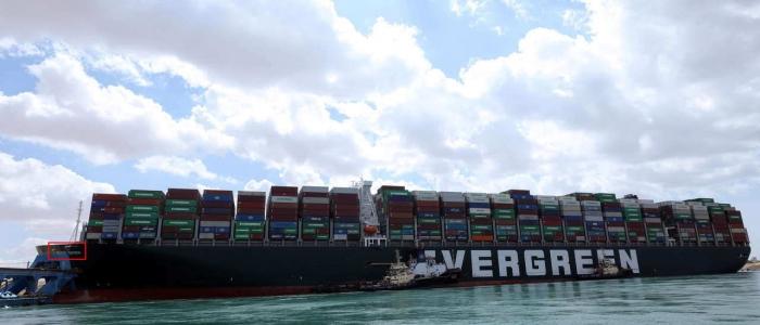 Il canale di Suez torna a respirare: disincagliata la Evergreen