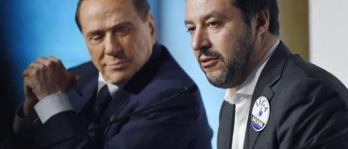 Federazione di centrodestra, continua l'alleanza Berlusconi-Salvini