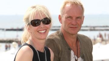 Sting e sua moglie Trudie danno il via a una raccolta fondi per bar e ristoranti italiani