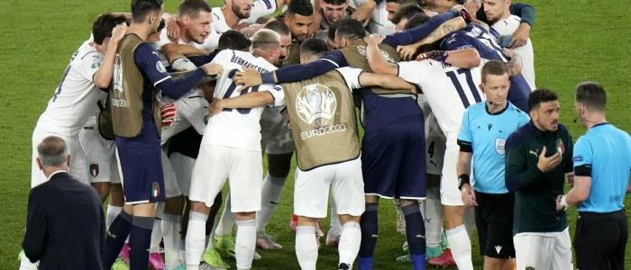 Euro2020, l'Italia apre le danze vincendo 3 a 0 contro la Turchia