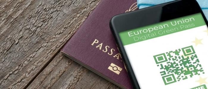 Green Pass Ue, in vigore dal 1° luglio