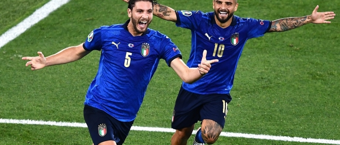 Euro 2020: Italia agli ottavi grazie al 3-0 con la Svizzera