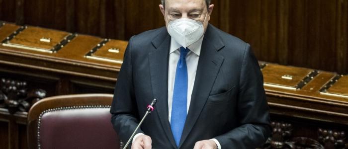 """Draghi sul ddl Zan: """"Il nostro è uno stato laico, rispettiamo il Concordato"""""""