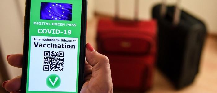 Da oggi si può viaggiare con il Green pass Ue