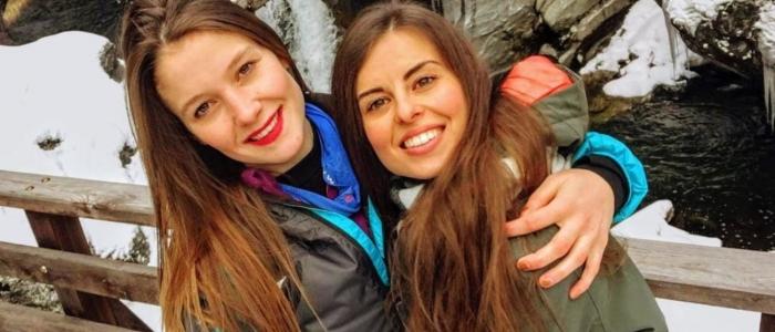 Due alpiniste muoiono assiderate sul Monte Rosa