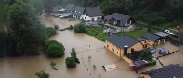 Germania, 19 morti e molti dispersi a causa del maltempo