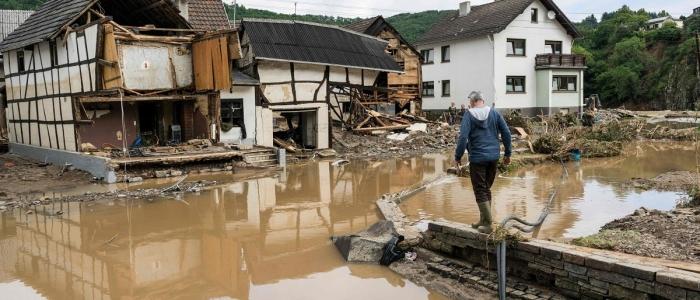 Maltempo in Germania, sale a 93 il bilancio delle vittime