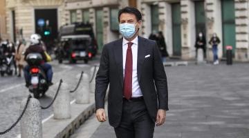 """Conte incontra Draghi: """"Interverremo per migliorare il testo del ddl penale"""""""