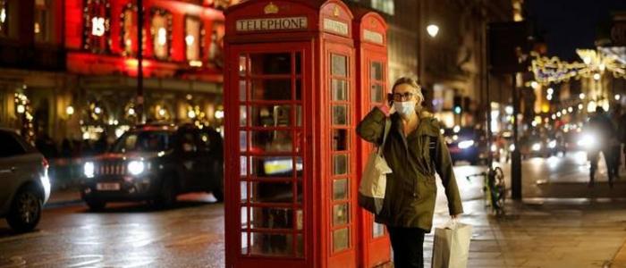 Regno Unito, oltre 44mila nuovi casi nelle ultime 24h