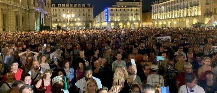 Green pass obbligatorio, proteste in piazza in tutta Italia