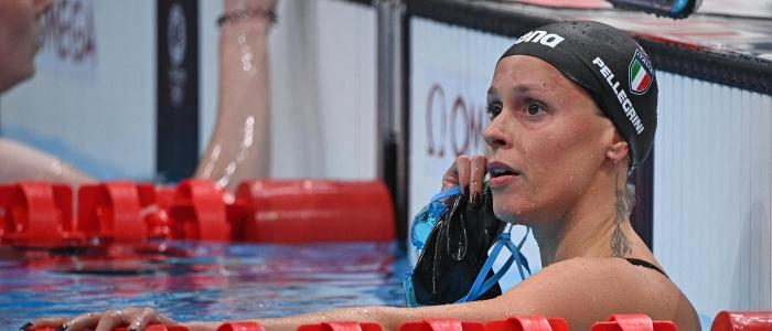 Tokyo 2020, Federica Pellegrini per la quinta volta in finale nei 200 metri stile libero