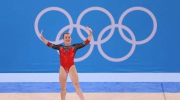 Tokyo 2020, Vanessa Ferrari conquista l'argento nel corpo libero