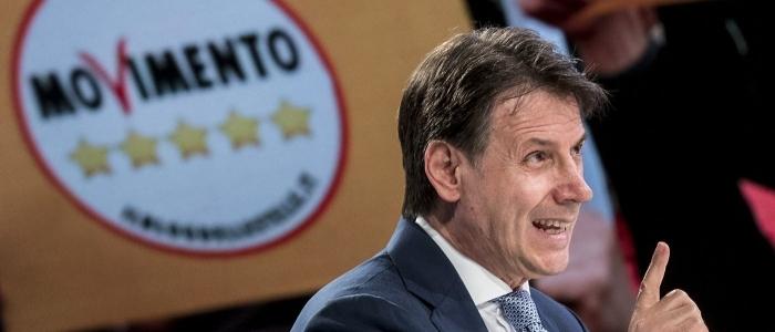 M5s, Giuseppe Conte è il nuovo presidente