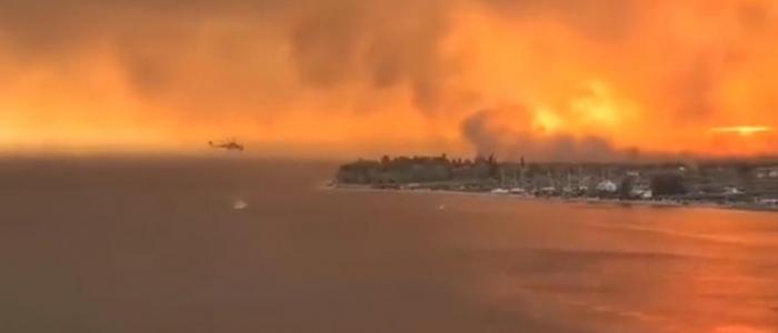 Grecia, dopo 12 giorni continuano gli incendi senza sosta