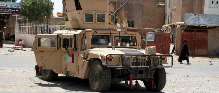 Afghanistan, i talebani conquistano quattro città in tre giorni
