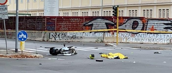Roma, ragazzo ucciso da un pirata della strada