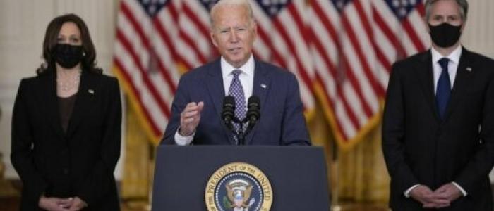 """Biden: """"Colpiremo ancora l'Isis. Il rischio di nuovi attacchi è alto"""""""