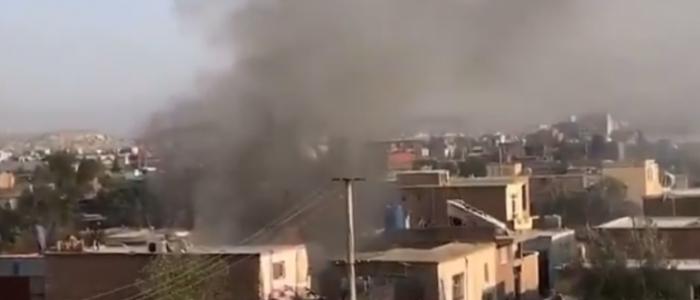 Kabul, raid americano provoca morti tra i civili