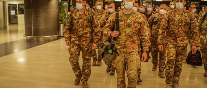 Kabul, ultimato il ritiro delle truppe Usa dal Paese