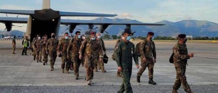 Afghanistan, rientrati in Italia i nostri ultimi militari