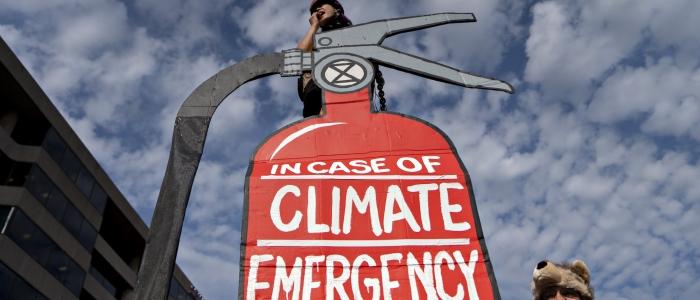 Emergenza clima, si rischiano danni irreversibili sulla salute