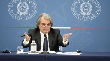 """Green pass, Brunetta: """"Il pubblico impiego tornerà in presenza"""""""