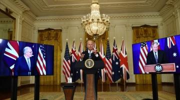 Cina su tutte le furie per il patto AUKUS tra Usa, Gran Bretagna e Australia