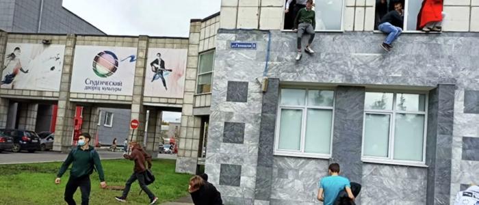 Russia, attentato all'università di Perm. Almeno otto morti e sei feriti