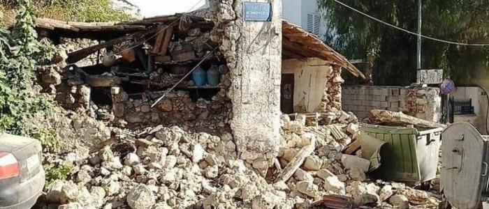 Creta, terremoto di magnitudo 6.1. Il bilancio è di un morto