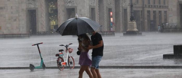 Maltempo: allerta meteo in molte Regioni